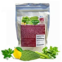 Parsley Celery Nopal & Lemon $19.99 for Kidney Cleanse & Liver Support Dietary Supplement...