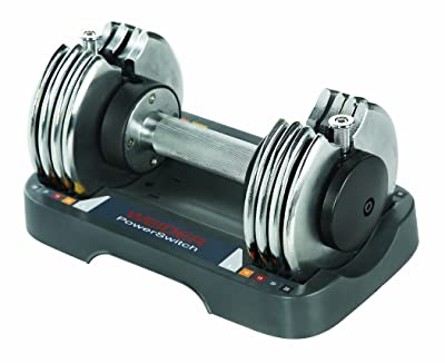 Weider Speed Weight Adjustable Dumbbell - 5-25 lbs.