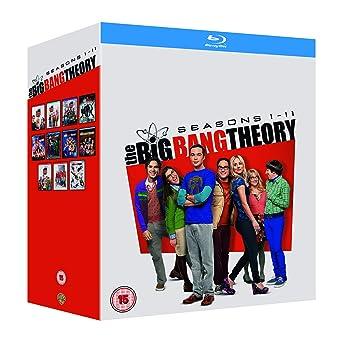 Amazon Com Big Bang Theory S1 11 Blu Ray 2018 Johnny Galecki