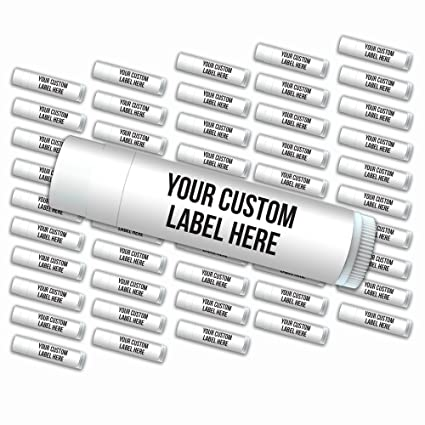 Review Personalized Label Premium Lip