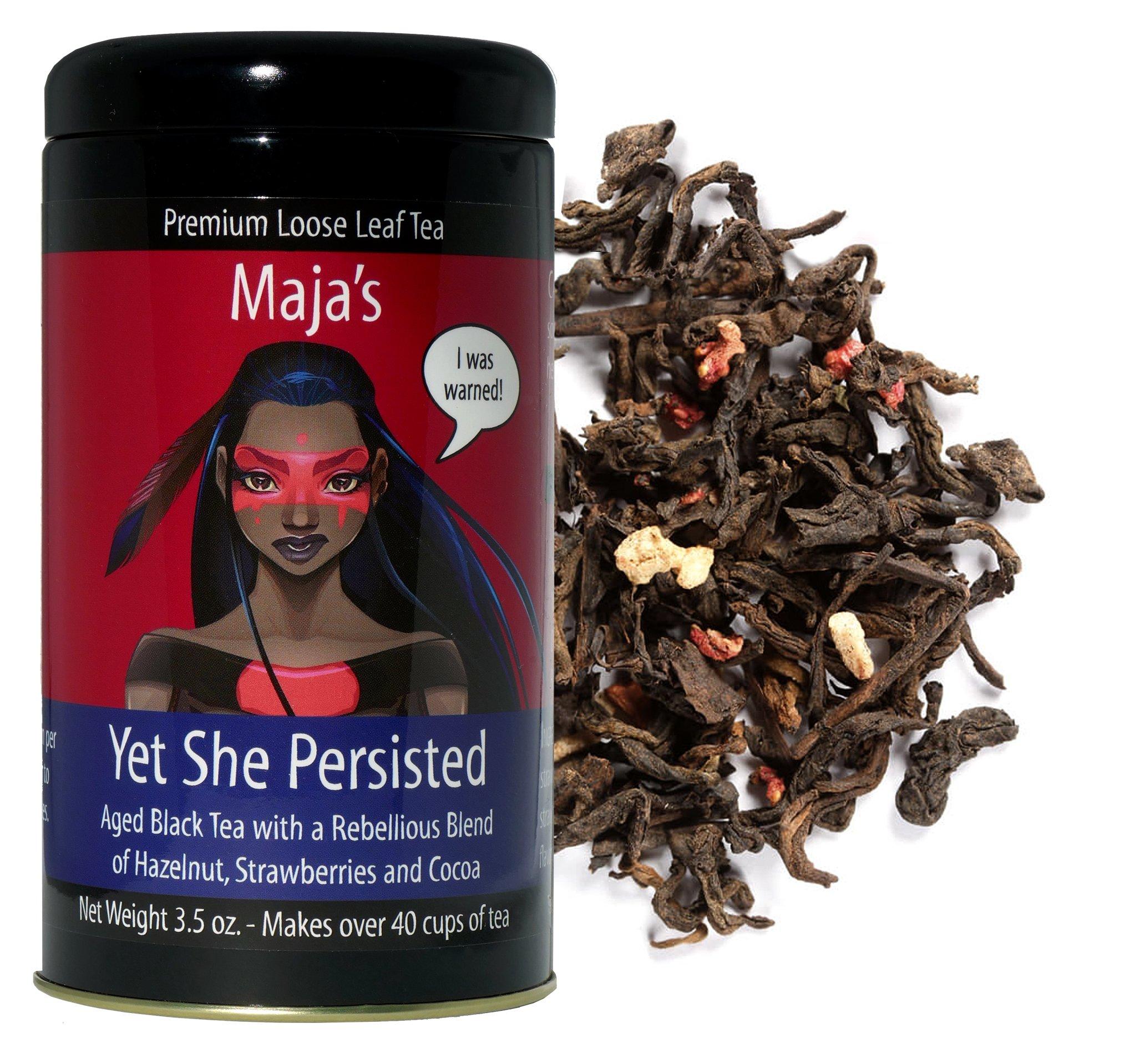 HEIDI: A cup of tea turns into sexual ravishment