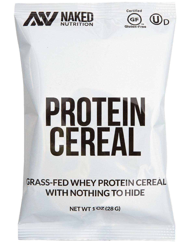 Cereales de alta proteína, fabricado en los Estados Unidos ...
