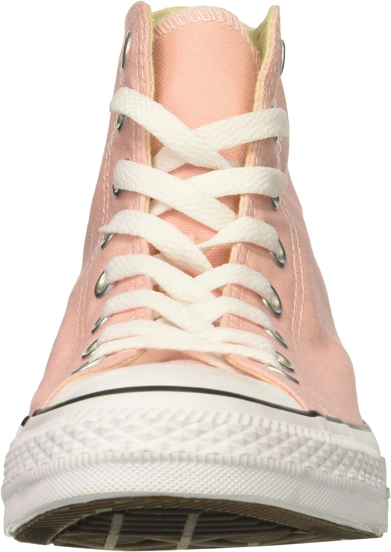 Converse Chuck Taylor All Star - Hi, Chaussures de Fitness Mixte Adulte Rose Tempête