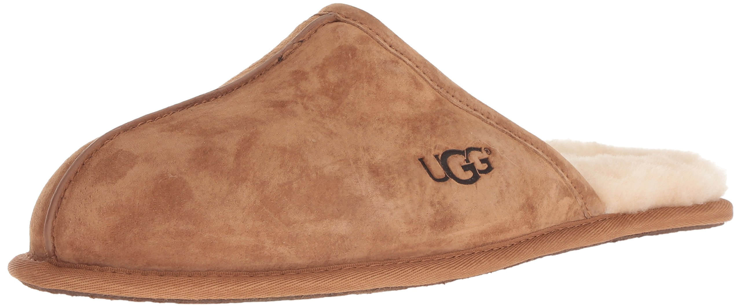 UGG Men's Scuff Slipper Chestnut 09 M US