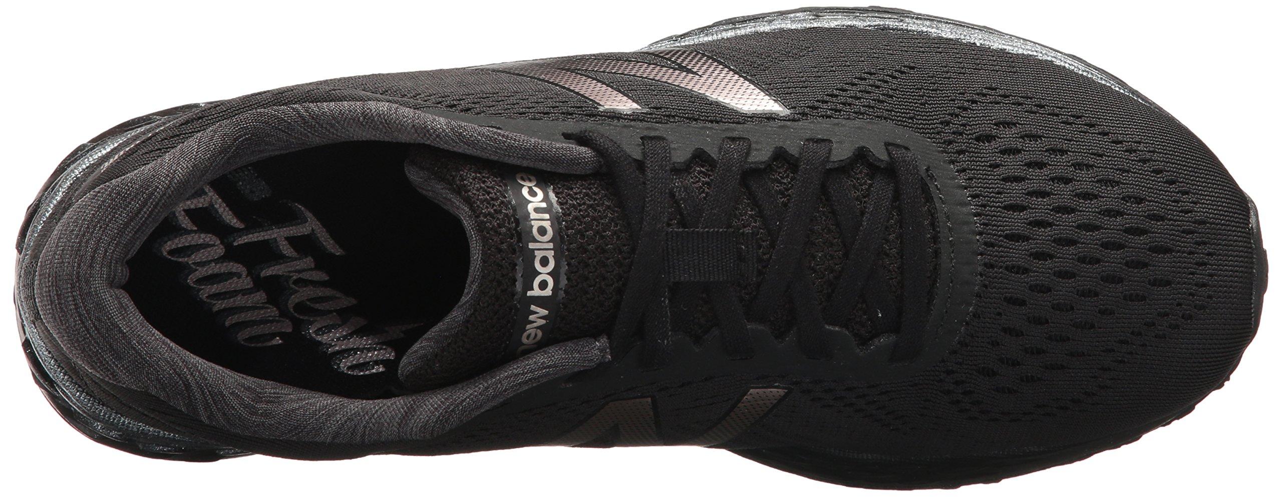 New Balance Women's Arishi v1 Fresh Foam Running Shoe, Black, 5 B US by New Balance (Image #8)