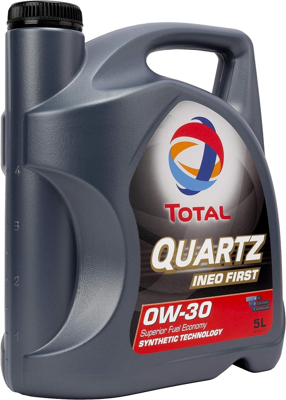 Total Toin0305 Motoröle Quartz Ineo First 0w30 5 Litros 5 L Auto