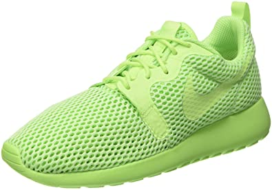 newest 64e25 4f210 NIKE 833826-300 Women W Roshe ONE HYP BR Ghost Green