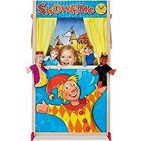 Eichhorn Puppet Theater Booth Guiñol - Juegos de rol (Guiñol, 3 año(s), 6 año(s), Niño/niña,, Madera)