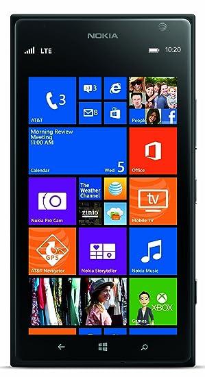 0ee3b0f70d6e5c Amazon.com  Nokia Lumia 1520, Black 16GB (AT T)  Cell Phones ...