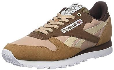 Schuhe Reebok Cl Leather Mccs CM9610 CappuccinoToffeeHt