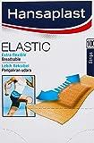 Hansaplast Elastic Plasters - 100 Units