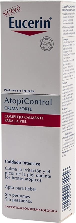 Eucerin® AtopiControl crema forte 40ml
