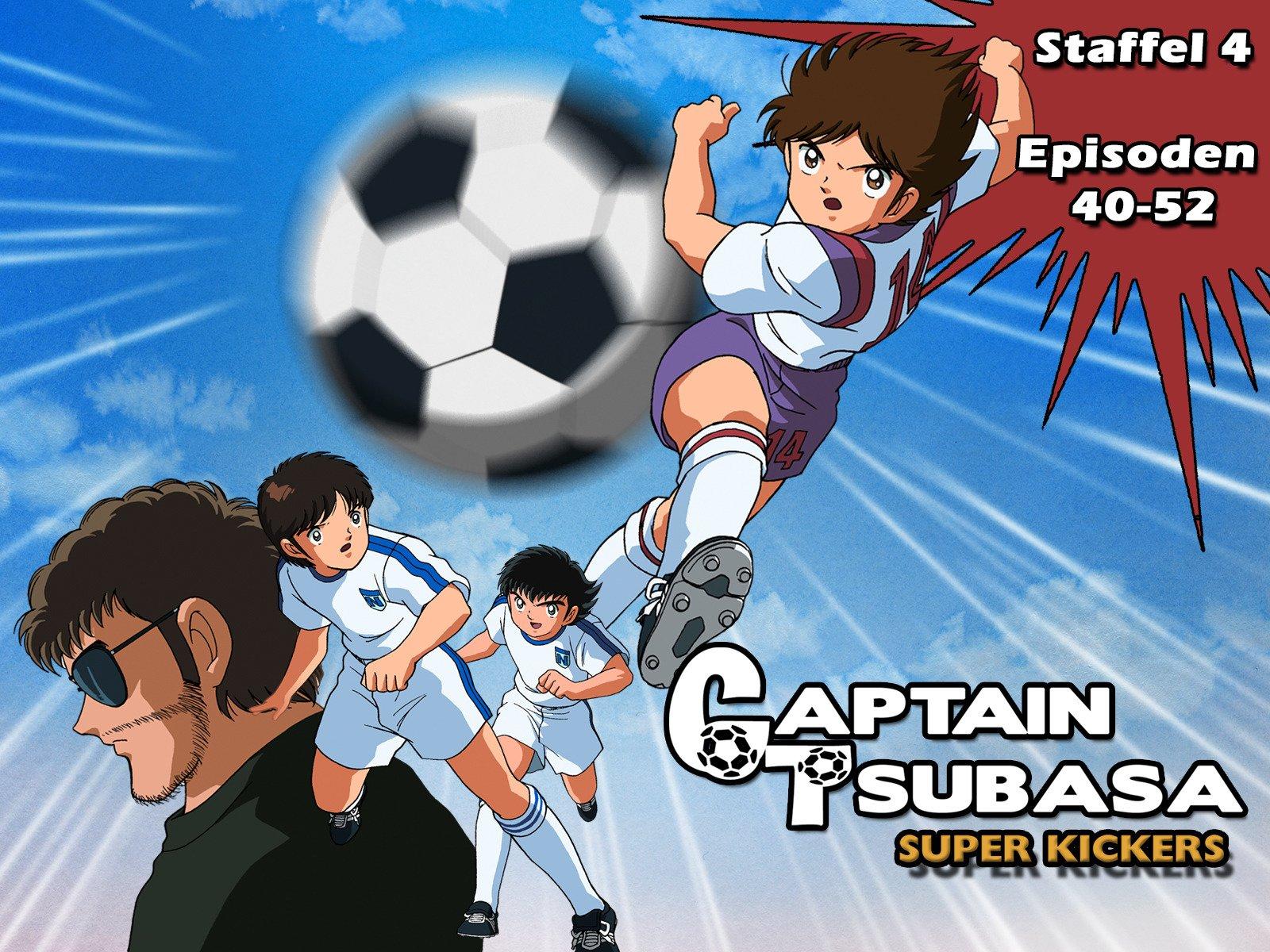 Amazonde Captain Tsubasa Superkickers Ansehen Prime Video