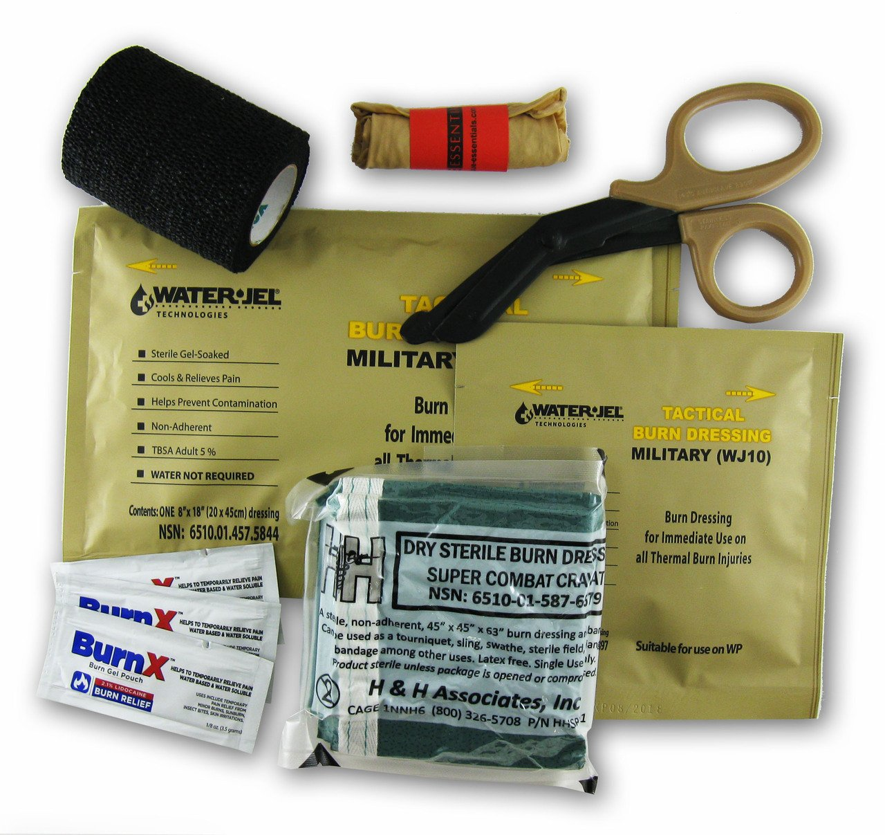 Burn Treatment Module - Individual by Rescue Essentials