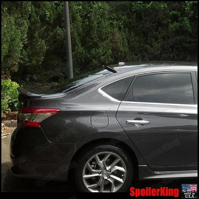Amazon.com: Spoiler King Roof Spoiler (284R) compatible with Nissan Sentra 2013-2016: Automotive