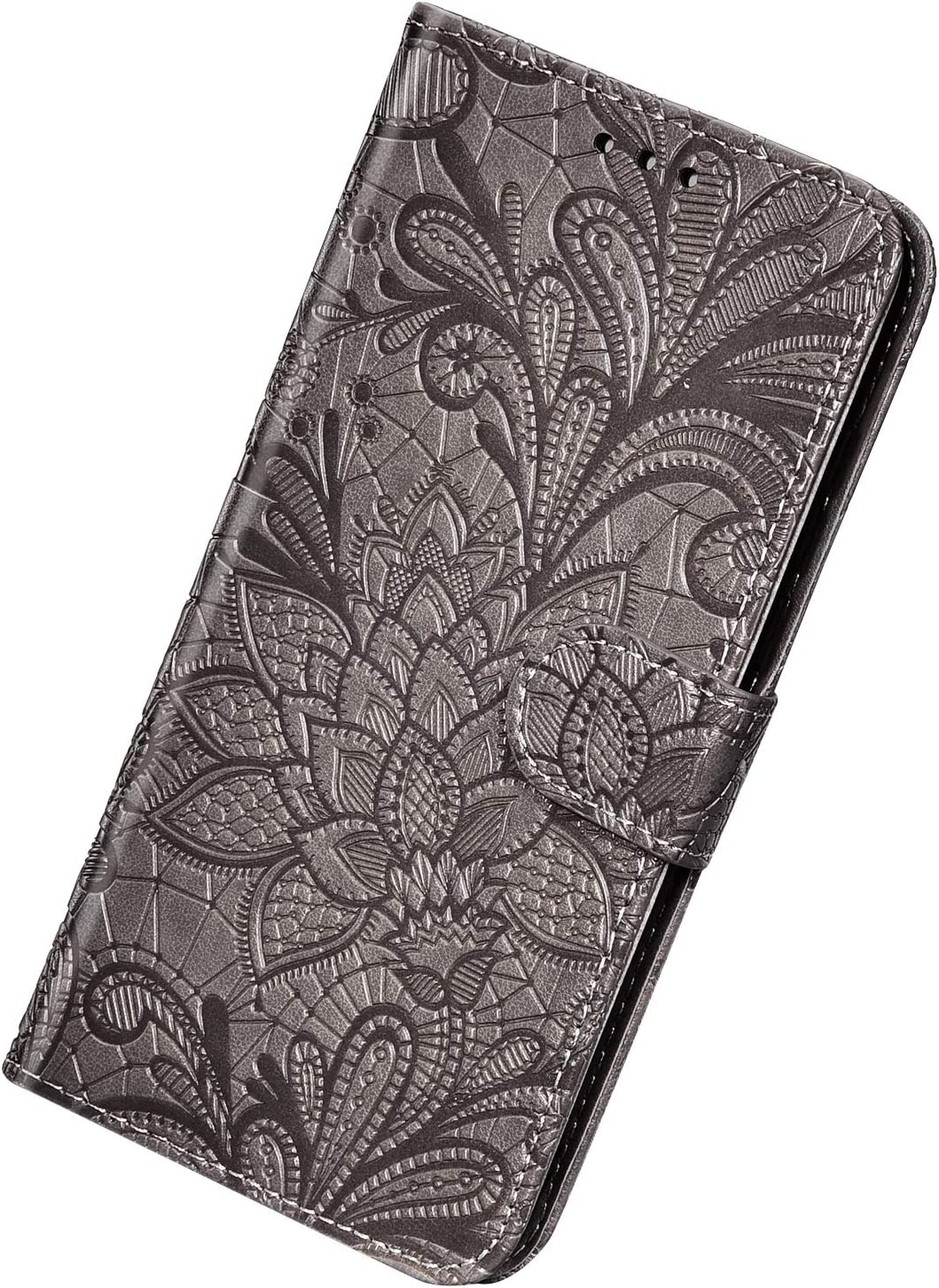 Herbests compatibile per iPhone 11 Pro Flip Case Custodia