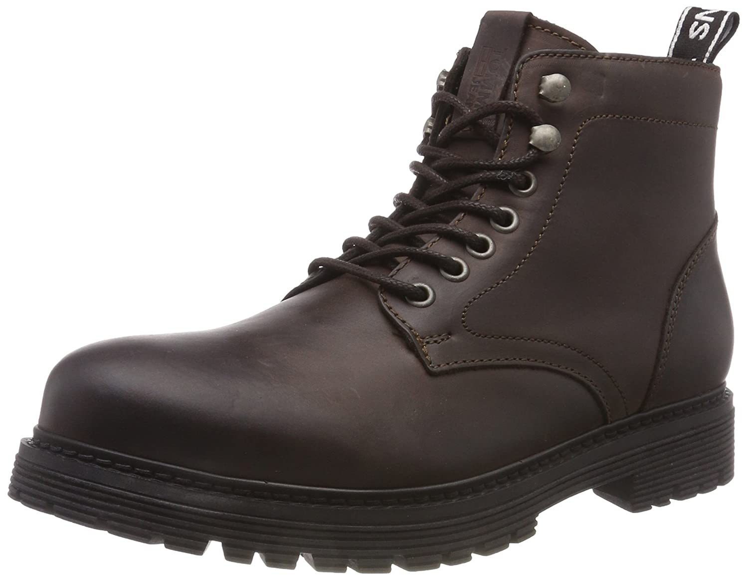 TALLA 42 EU. Tommy Jeans Outdoor Lace Up Boot, Botas Militar para Hombre