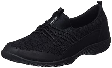 Womens 23120 Slip on Trainers Skechers cb8BzpuXY