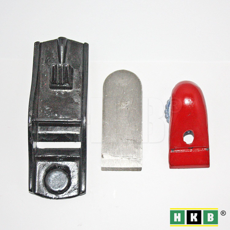 Hobelbreite 35mm Hersteller Workers HKB /® 1 St/ück Hobel aus Stahl 50558 L/änge 140 mm Artikel-Nr