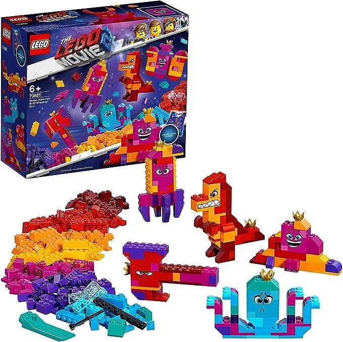 LEGO Película 2 - Caja construye lo que sea de la Reina Soyloque ...