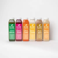 Cold Pressed Juice and Protein Variety Pack - 100% Plant Based Juice Delivered to Your Door - Boost Your Immune System, Increase Your Energy (18 pack)