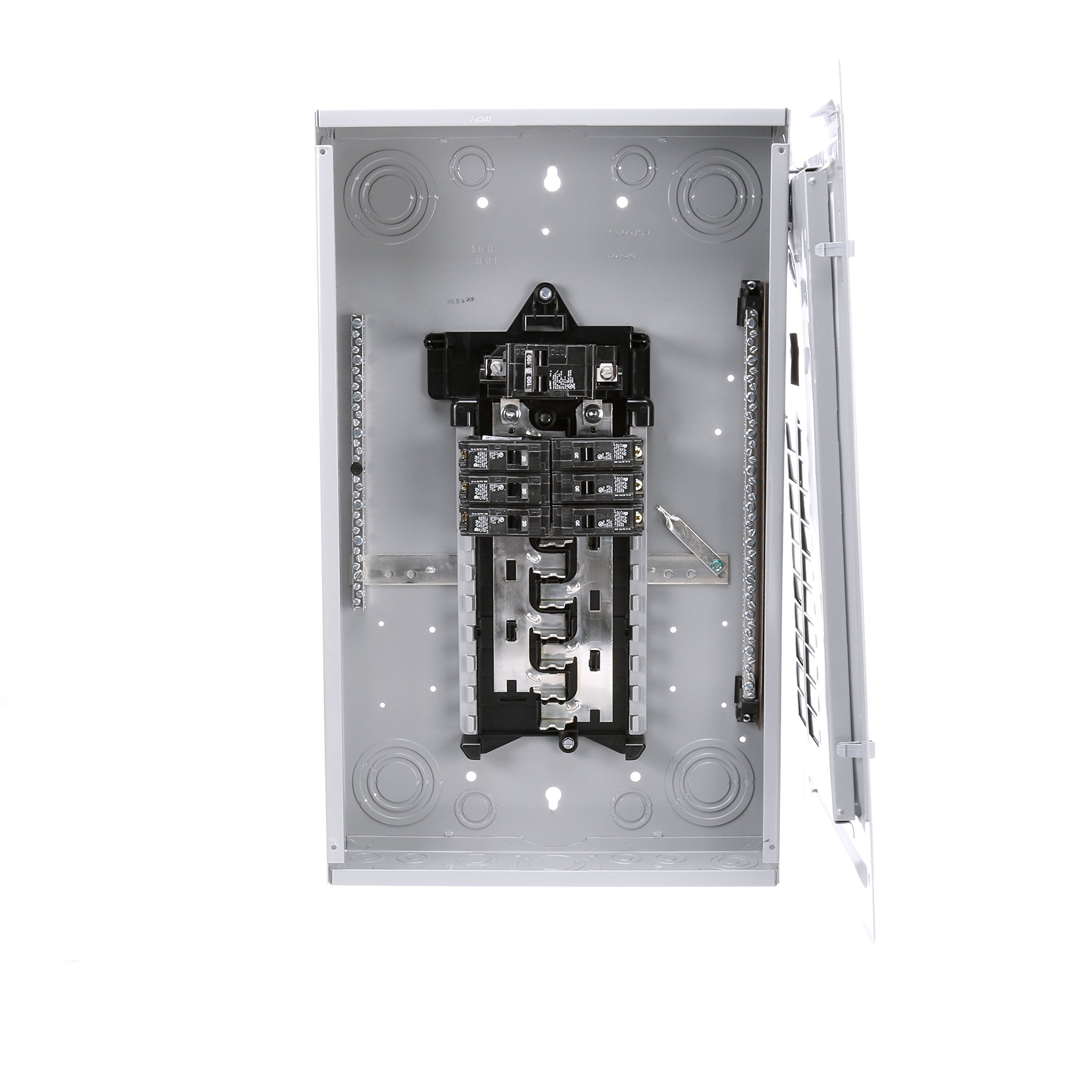 Murray LC2040B1100P 20 Space 40 Circuit 100 Amp Main Breaker Indoor Load Center Value Pack