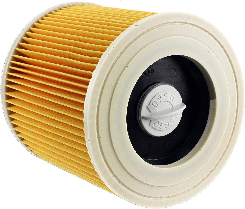 Spares2go cartucho de filtro de Premium para Karcher wd3 wd3p ...