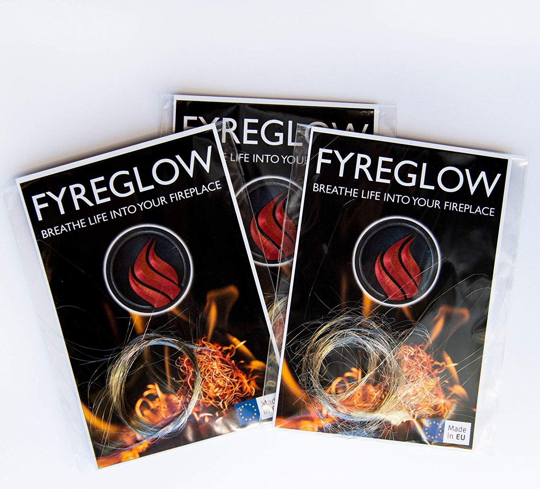 Hilo incandescente Glow Flame para biochimeneas y chimeneas.