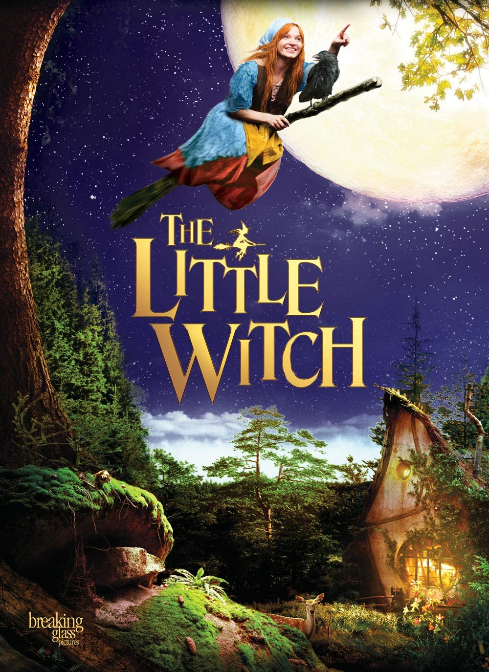 movie poster for The Little Witch