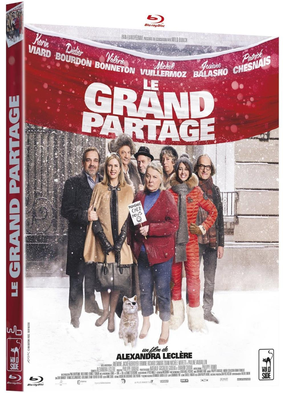 Le Grand partage FRENCH BLURAY 720p