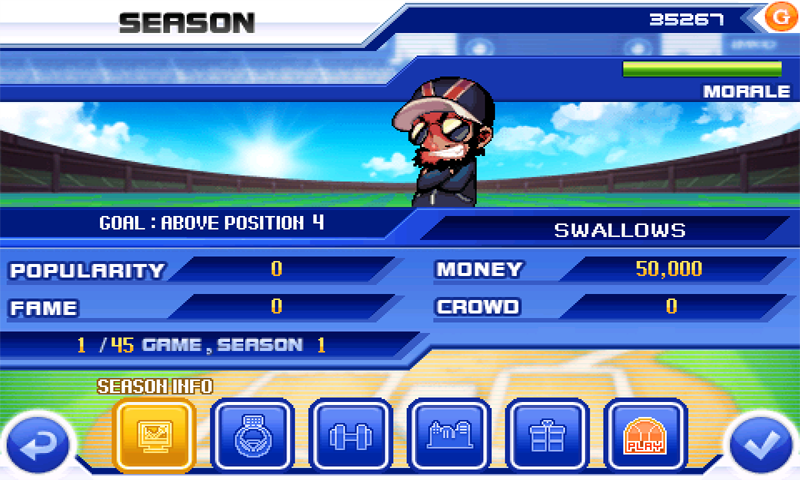 Baseball Superstars 2011: Amazon.com.br: Amazon Appstore
