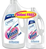 Vanish Laundry Stain Remover White 3L + 900ml