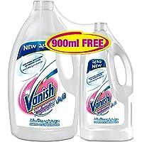 Vanish Stain Remover Liquid White 3L + 900ml