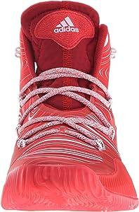best website 0eb9a 3d52c Performance Men s Crazy Explosive Basketball Shoe. adidas Men s Crazy  Explosive Basketball Shoes, Scarlet White University Red ...