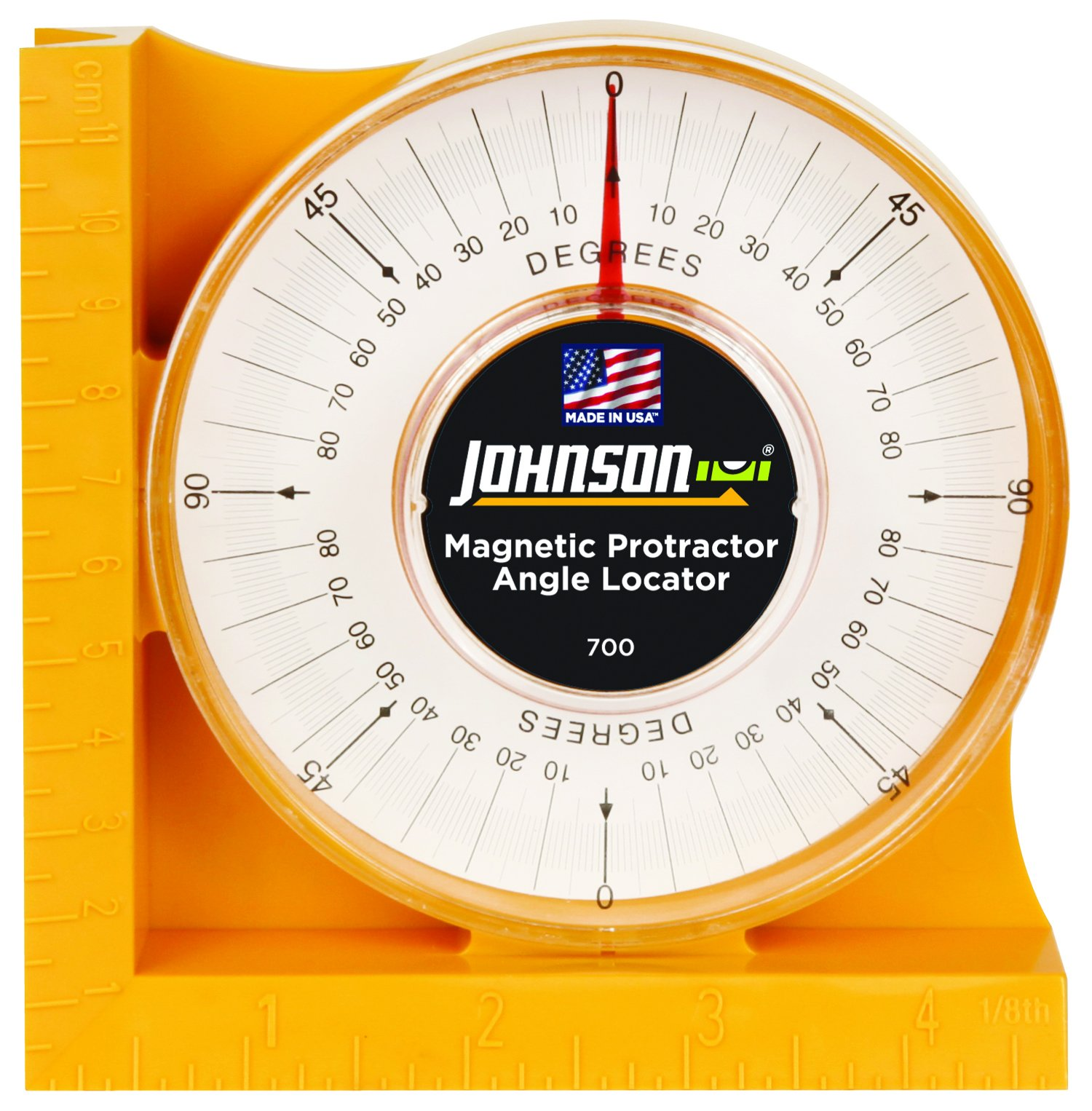 Johnson Level & Tool and Tool 700 Magnetic Angle Locator