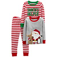 Simple Joys by Carter's Baby, Little Kid, and Toddler Boys' 3-Piece Snug-Fit Cotton...
