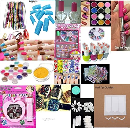 Buy All In One Nail Art Kit 1 Nail Tool Kitcomplete Gift For