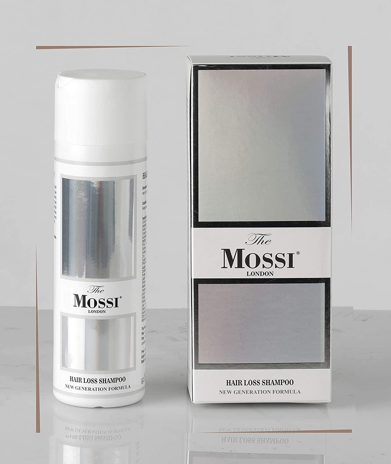 The Mossi London Hair Loss Shampoo