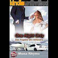 One Night Only - Das Angebot des Millionärs