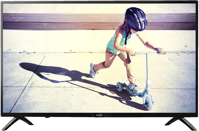 Philips Smart TV LED 32'' PHS4012 Ultra Slim, Digital Crystal Clear [Esclusiva Amazon.it]