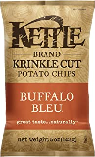product image for Kettle Brand Buffalo Bleu Krinkle Cuts 5 oz. (Pack of 15)