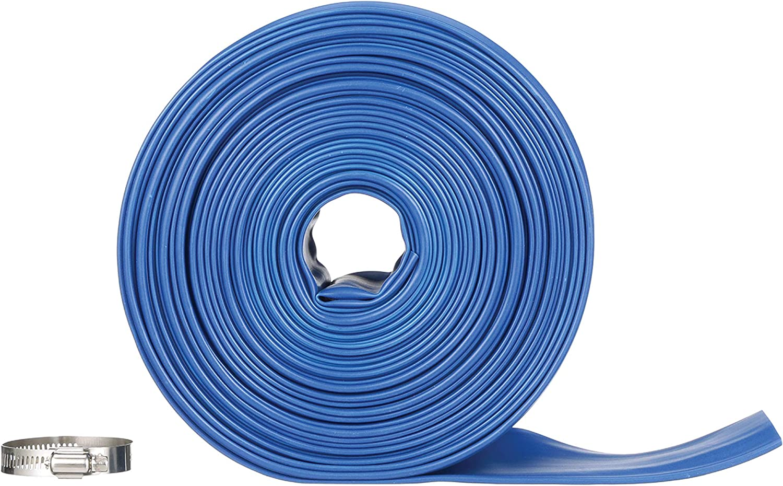 Blue Devil-75-Foot Foot Backwash Hose For Pool