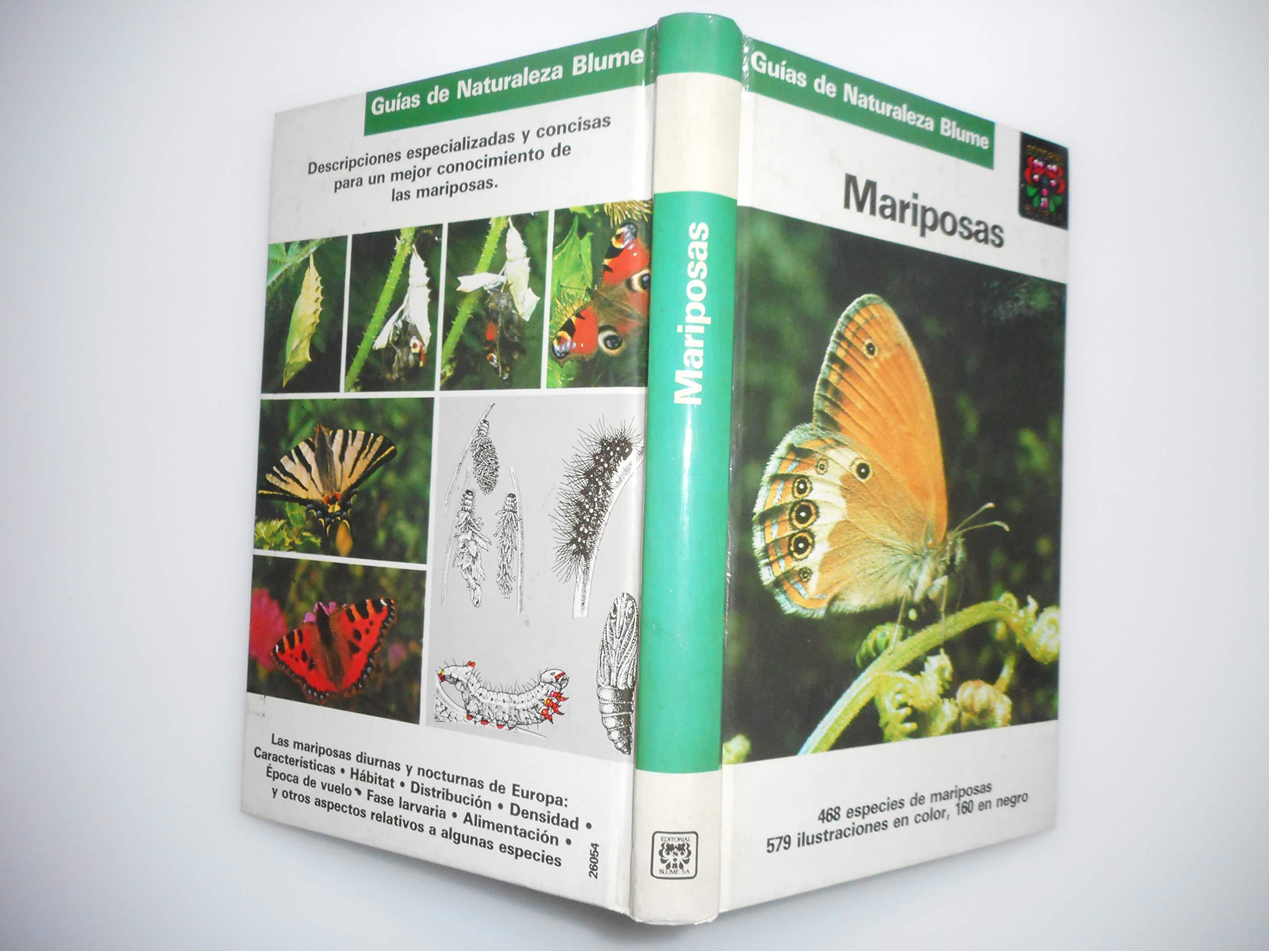 Guia naturaleza mariposas: Amazon.es: Reichholf, Helgard: Libros