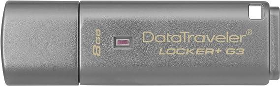 Kingston Data Traveler Locker G3 Usb 3 0 Schutz Computer Zubehör
