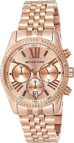 Michael Kors MK5569, collezione Lexington, Orologio da polso Donna