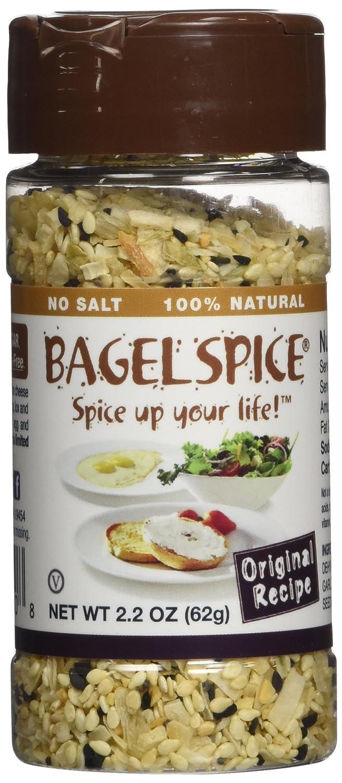 bagel spice original recipe salt free seasoning mix