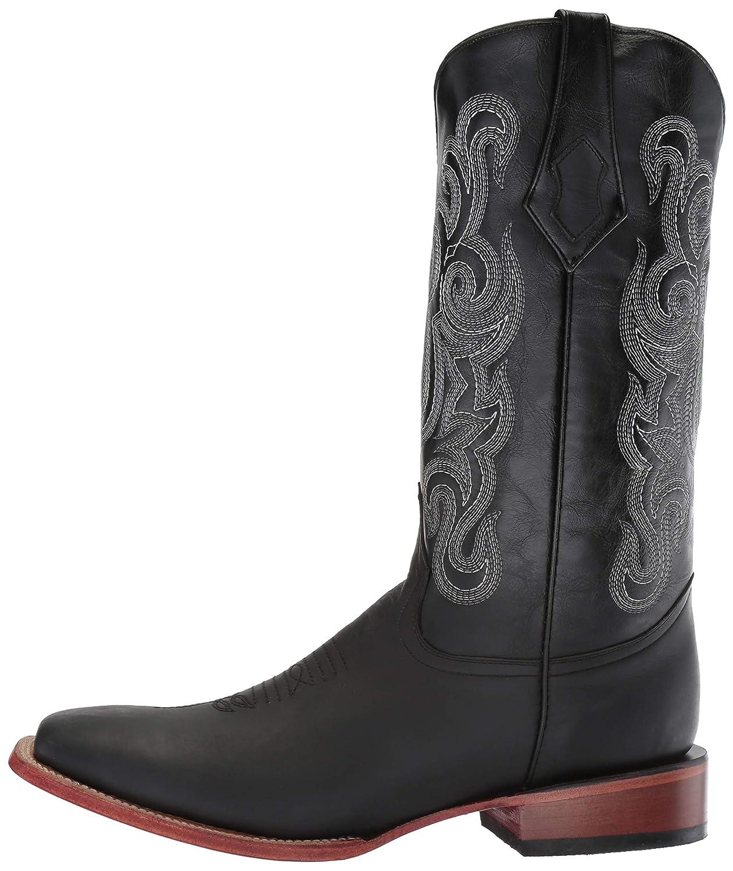 3749c9ea198 Amazon.com: Ferrini Men's Maverick Western Boot Square Toe: Shoes