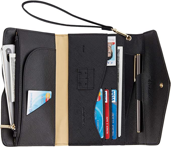 Top 10 Best Travel Wallet for Men (2020 Reviews & Buying Guide) 10