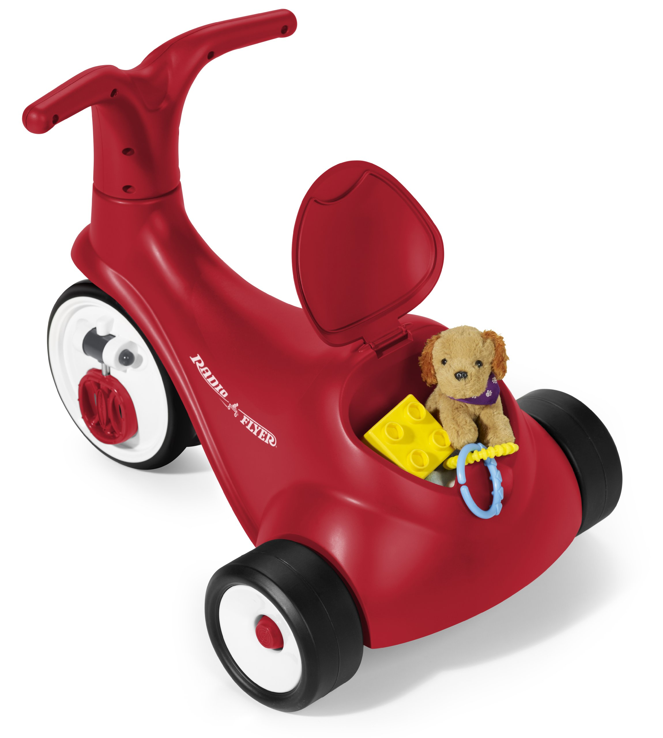 Radio Flyer Scoot 2 Pedal by Radio Flyer (Image #3)