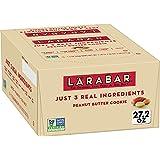 Larabar Peanut Butter Cookie, Gluten Free Vegan Fruit & Nut Bar, 1.7 oz, 16 Ct